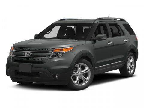 2013 Ford Explorer for sale at Hawk Ford of St. Charles in St Charles IL