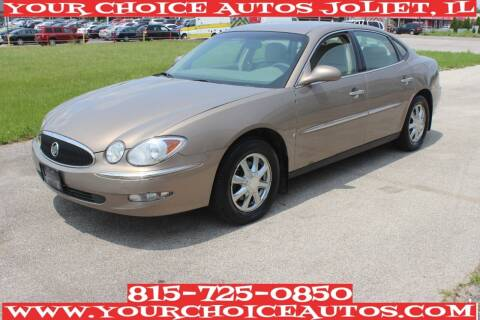 2007 Buick LaCrosse for sale at Your Choice Autos - Joliet in Joliet IL