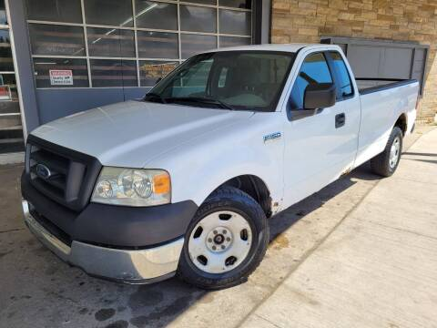 2005 Ford F-150 for sale at Car Planet Inc. in Milwaukee WI