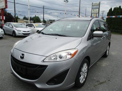 2012 Mazda MAZDA5 for sale at GMA Of Everett in Everett WA