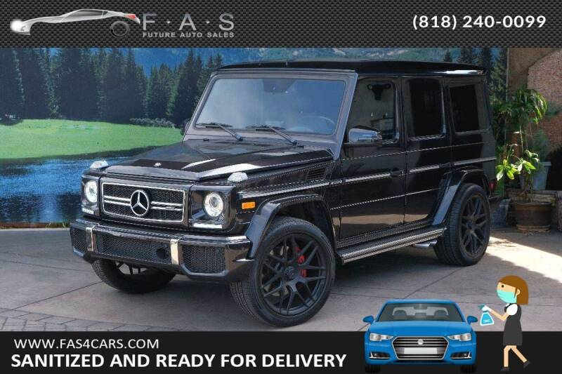 2014 Mercedes-Benz G-Class for sale at Best Car Buy in Glendale CA