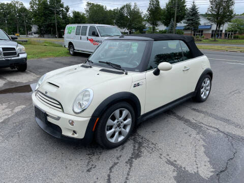 2007 MINI Cooper for sale at Candlewood Valley Motors in New Milford CT