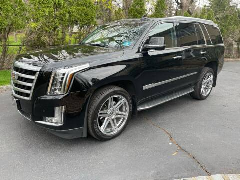 2015 Cadillac Escalade for sale at George Strus Motors Inc. in Newfoundland NJ