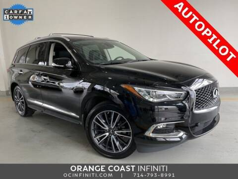 2019 Infiniti QX60 for sale at ORANGE COAST CARS in Westminster CA