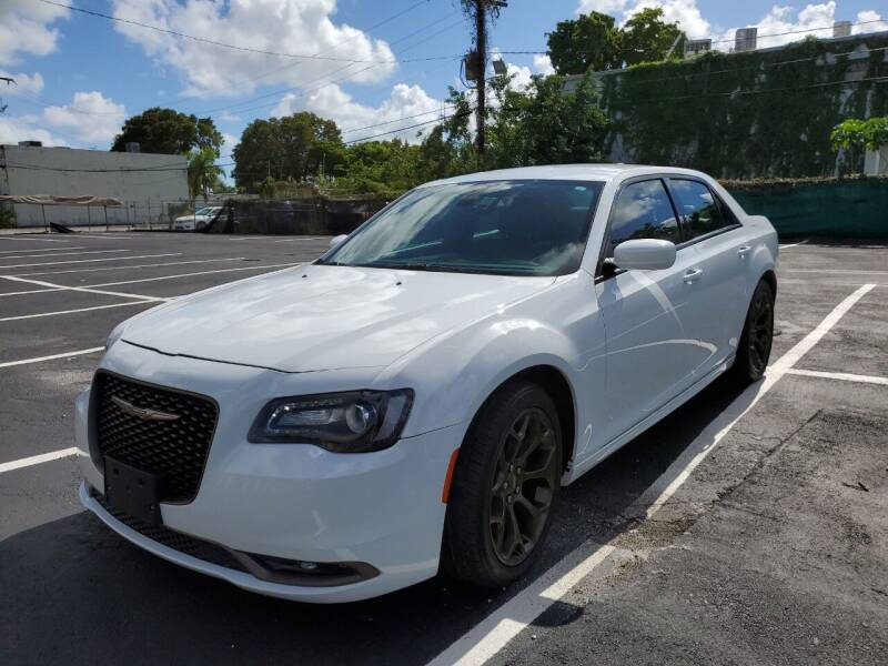 2017 Chrysler 300 for sale at Eden Cars Inc in Hollywood FL