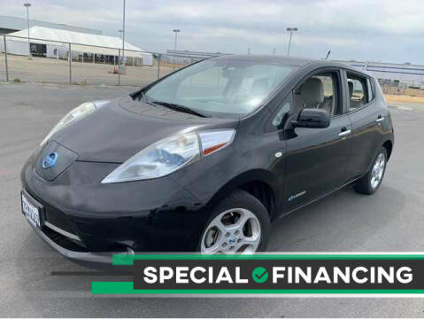2011 Nissan LEAF for sale at Quality Auto Outlet in Vista CA