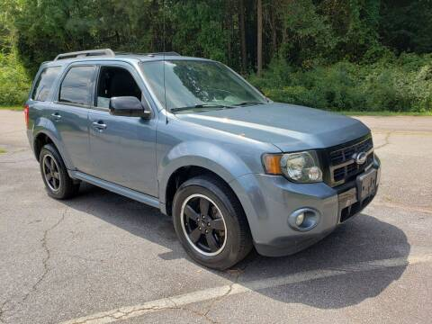 2011 Ford Escape for sale at GA Auto IMPORTS  LLC in Buford GA