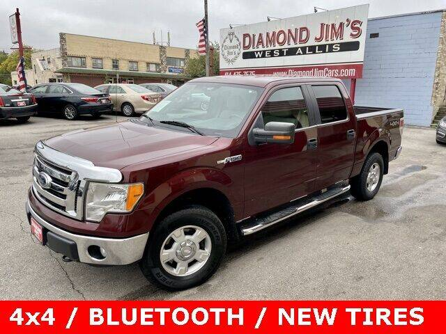 2010 Ford F-150 for sale at Diamond Jim's West Allis in West Allis WI