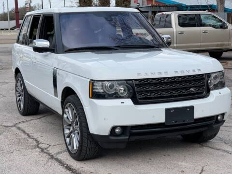 2012 Land Rover Range Rover for sale at AWESOME CARS LLC in Austin TX
