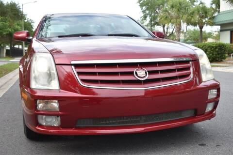 2005 Cadillac STS for sale at Monaco Motor Group in Orlando FL