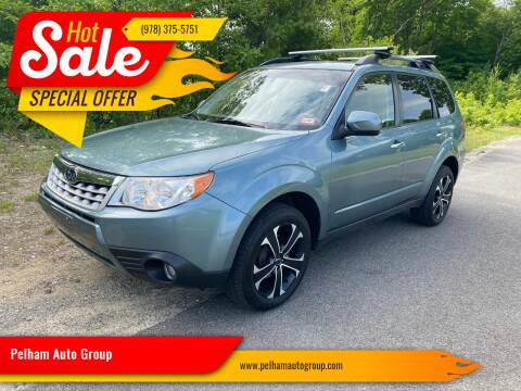 2011 Subaru Forester for sale at Pelham Auto Group in Pelham NH