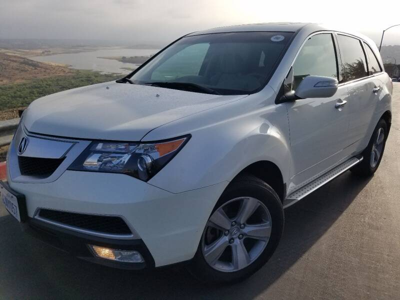 2010 Acura MDX for sale in San Diego, CA