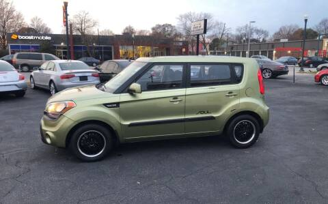 2013 Kia Soul for sale at BWK of Columbia in Columbia SC