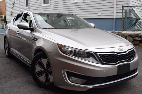 2012 Kia Optima Hybrid for sale at VNC Inc in Paterson NJ