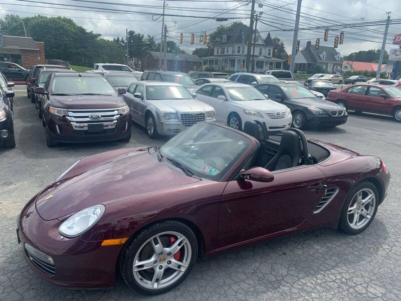 2005 Porsche Boxster for sale at Masic Motors, Inc. in Harrisburg PA