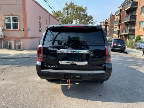 2015 Chevrolet Suburban for sale at Kapos Auto, Inc. in Ridgewood NY