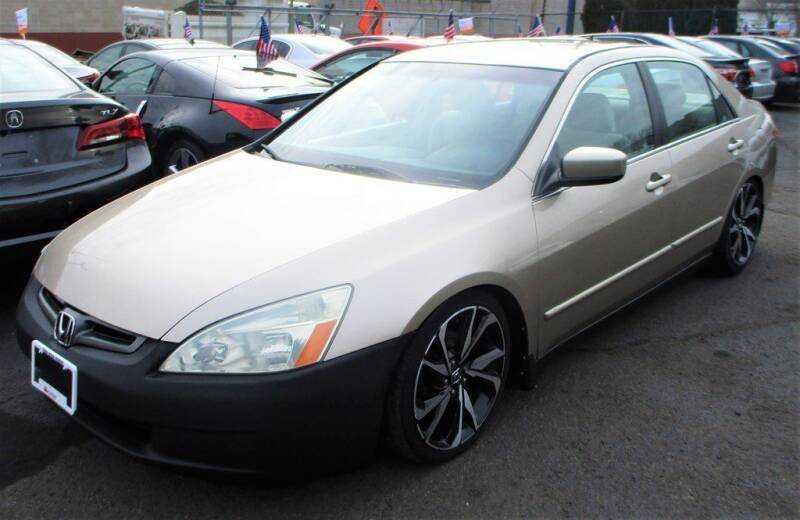 2003 Honda Accord for sale at Exem United in Plainfield NJ