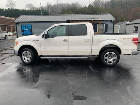 2011 Ford F-150 for sale at Elite Auto Brokers in Lenoir NC