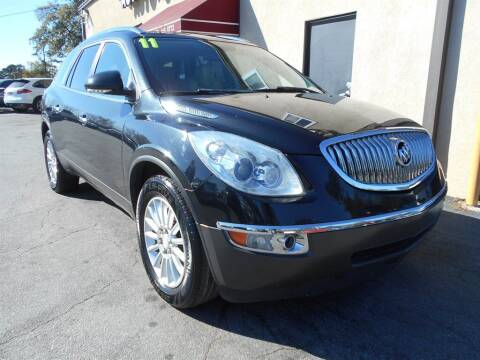 2011 Buick Enclave for sale at AutoStar Norcross in Norcross GA