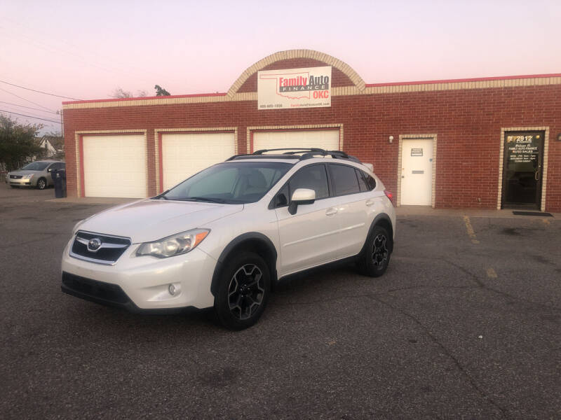 2013 Subaru XV Crosstrek for sale at Family Auto Finance OKC LLC in Oklahoma City OK