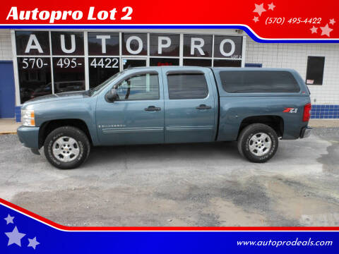 2009 Chevrolet Silverado 1500 for sale at Autopro Lot 2 in Sunbury PA