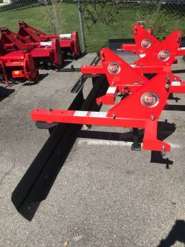 2020 D.R. POWER 6' REAR BLADE for sale at Hobby Tractors - Implements in Pleasant Grove UT