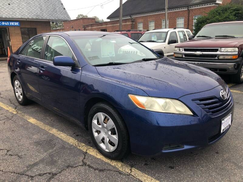 2007 Toyota Camry LE 4dr Sedan (2.4L I4 5A) - Virginia Beach VA