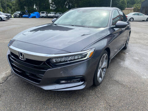 2018 Honda Accord for sale at Capital City Imports in Tallahassee FL