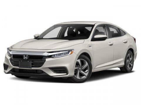 2020 Honda Insight for sale at DAVID McDAVID HONDA OF IRVING in Irving TX