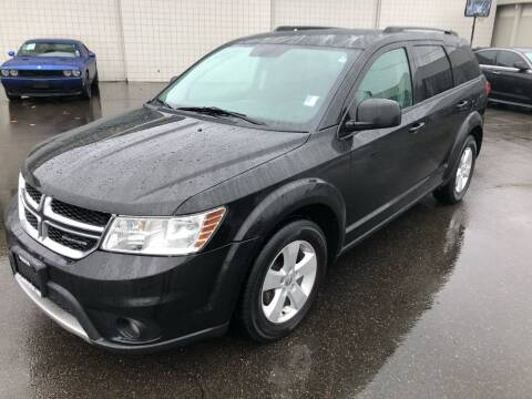 2012 Dodge Journey for sale at Vista Auto Sales in Lakewood WA