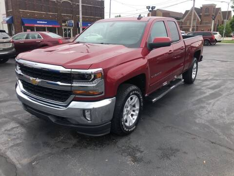 2018 Chevrolet Silverado 1500 for sale at N & J Auto Sales in Warsaw IN