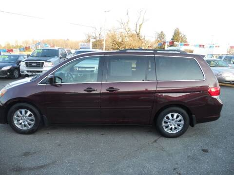 2010 Honda Odyssey for sale at All Cars and Trucks in Buena NJ