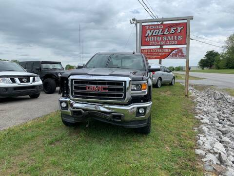 2015 GMC Sierra 1500 for sale at Todd Nolley Auto Sales in Campbellsville KY