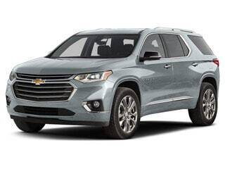 2018 Chevrolet Traverse for sale at Griffin Mitsubishi in Monroe NC