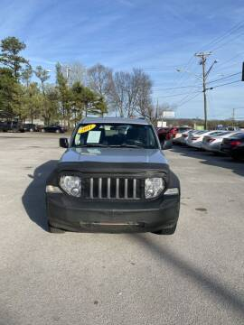 2011 Jeep Liberty for sale at Elite Motors in Knoxville TN
