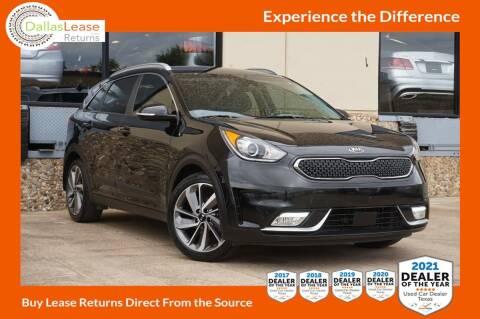 2017 Kia Niro for sale at Dallas Auto Finance in Dallas TX