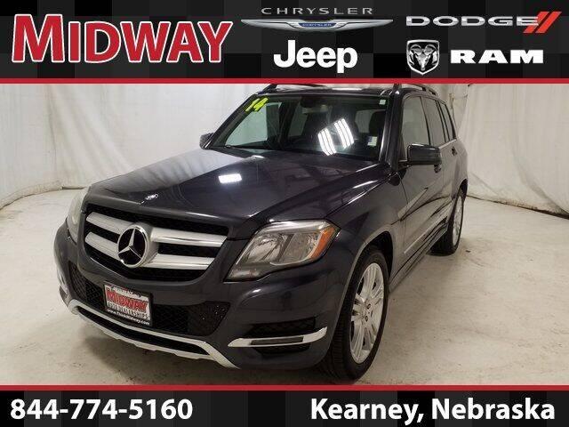 2014 Mercedes-Benz GLK for sale at MIDWAY CHRYSLER DODGE JEEP RAM in Kearney NE