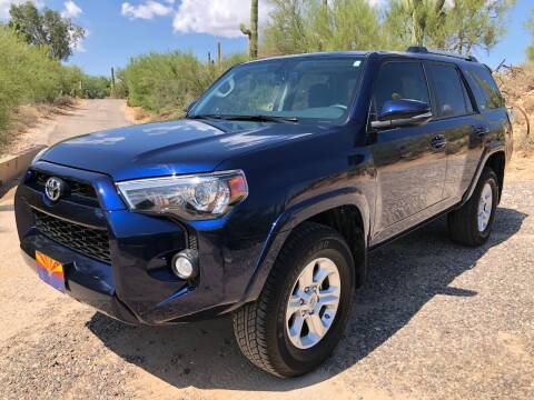 2019 Toyota 4Runner for sale at Auto Executives in Tucson AZ