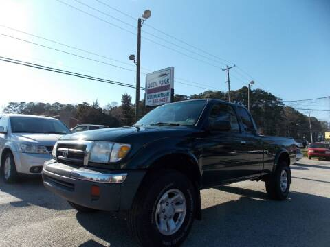 1999 Toyota Tacoma for sale at Deer Park Auto Sales Corp in Newport News VA