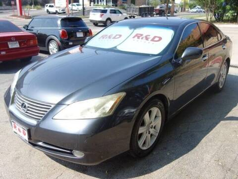 2008 Lexus ES 350 for sale at R & D Motors in Austin TX