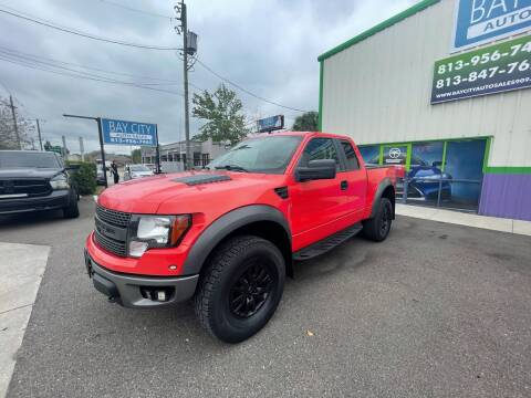 2010 Ford F-150 for sale at Bay City Autosales in Tampa FL