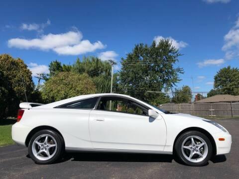 2000 Toyota Celica for sale at MLD Motorwerks Pre-Owned Auto Sales - MLD Motorwerks, LLC in Eastpointe MI