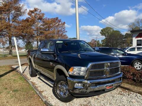 2011 RAM Ram Pickup 2500 for sale at Beach Auto Brokers in Norfolk VA