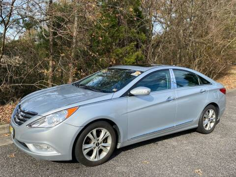 2011 Hyundai Sonata for sale at Coastal Auto Sports in Chesapeake VA