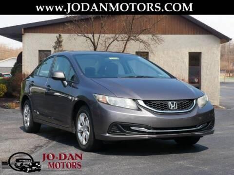 2013 Honda Civic for sale at Jo-Dan Motors in Plains PA
