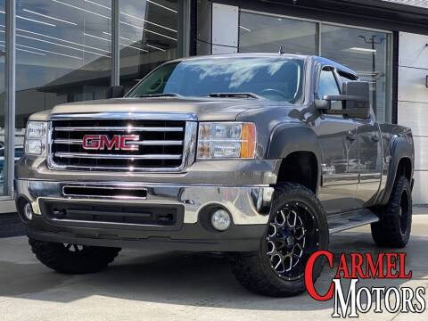 2013 GMC Sierra 1500 for sale at Carmel Motors in Indianapolis IN