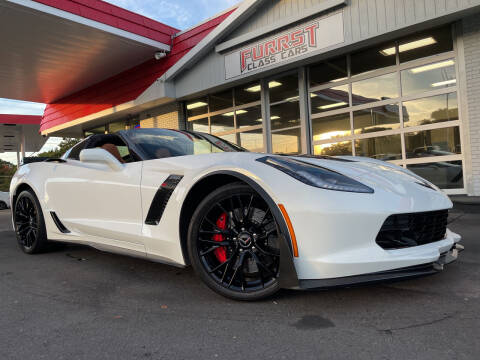 2015 Chevrolet Corvette for sale at Furrst Class Cars LLC  - Independence Blvd. in Charlotte NC