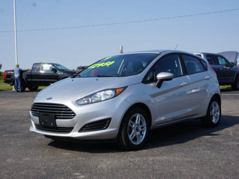 2019 Ford Fiesta for sale at FOWLERVILLE FORD in Fowlerville MI