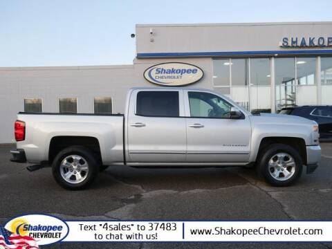 2017 Chevrolet Silverado 1500 for sale at SHAKOPEE CHEVROLET in Shakopee MN