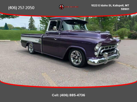 1957 Chevrolet Cameo for sale at Auto Solutions in Kalispell MT